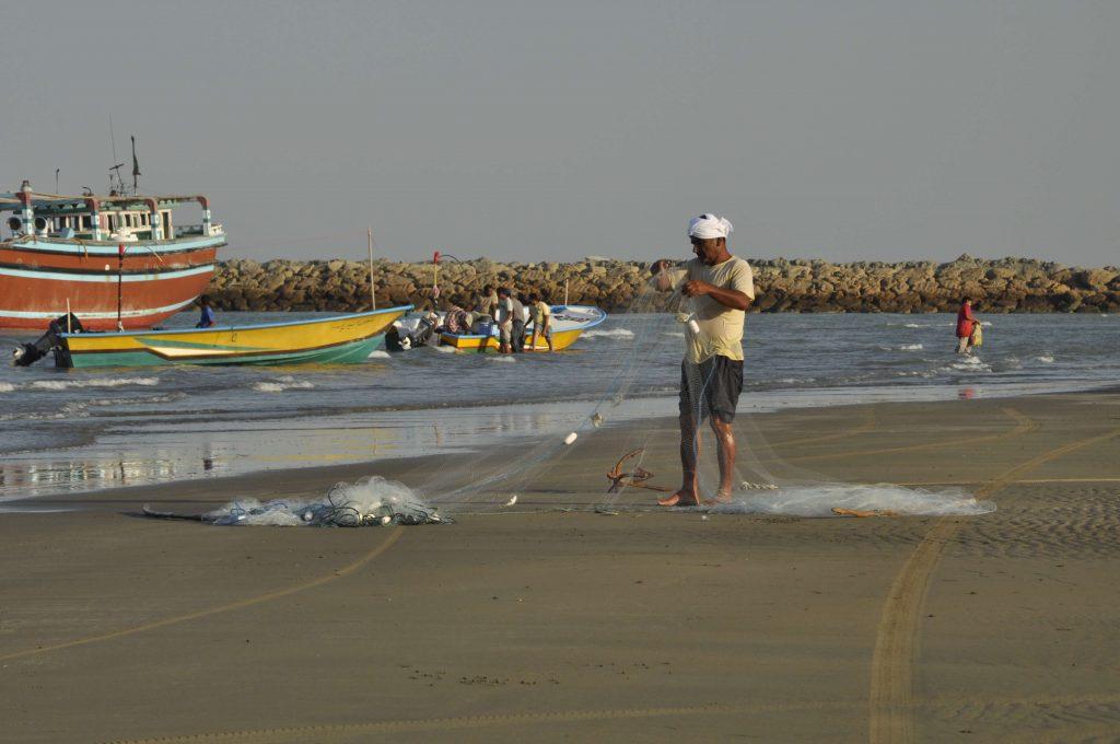 تور ماهیگیری